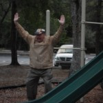 Papa at oleno landing 12 29 2010