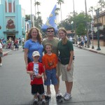 family hollywood studios